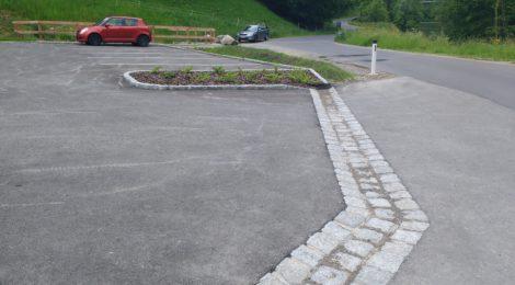 Mulden Styria Parkplatz