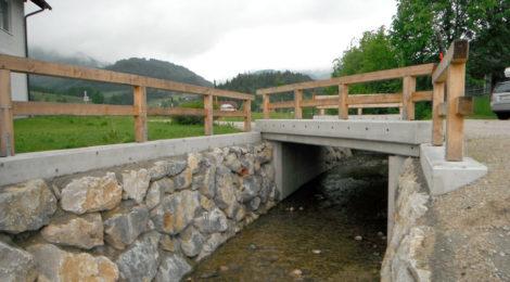 Brücke Weissensteiner, Gaflenz neu