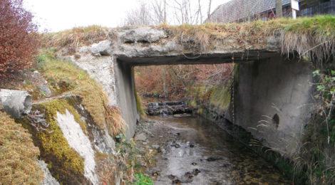 Brücke Weissensteiner, Gaflenz alt
