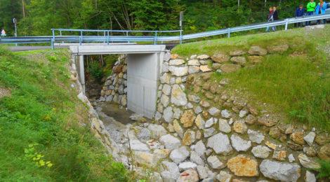 Brücke Wegbauer, Dürnbach, Weyer