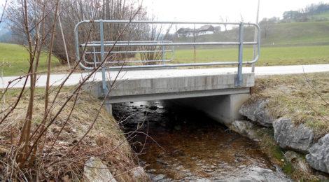 Brücke Jäggerhütte